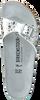 Witte BIRKENSTOCK PAPILLIO Slippers MADRID METALLIC STONES  - small