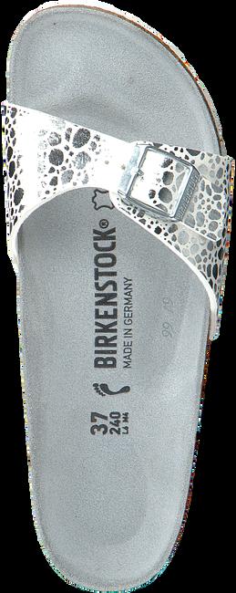 Witte BIRKENSTOCK PAPILLIO Slippers MADRID METALLIC STONES  - large