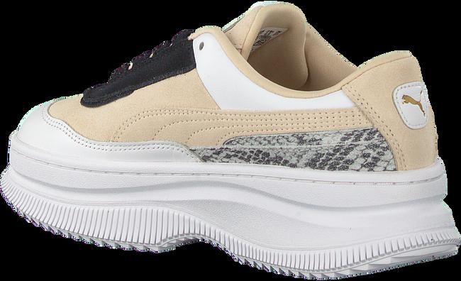 Beige PUMA Lage sneakers DEVA REPTILE WMN'S  - large
