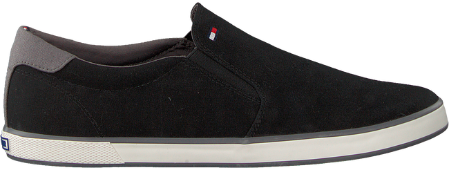 Zwarte TOMMY HILFIGER Sneakers ICONIC SLIP ON  - large