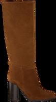 Cognac NOTRE-V Lange laarzen AH73  - medium