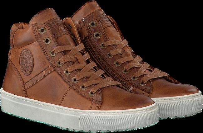 Cognac GIGA Sneakers 8824  - large
