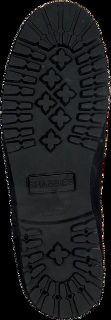 Zwarte SHABBIES Enkelboots 181020072  - large