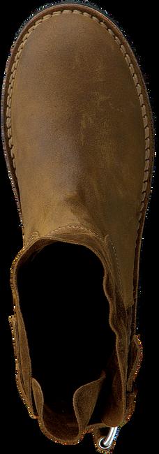 Bruine SHABBIES Enkellaarsjes 181020134 - large