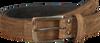 Bruine BRAEND Riem 3500  - small
