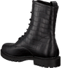 Zwarte OMODA Veterboots BEE 381  - small