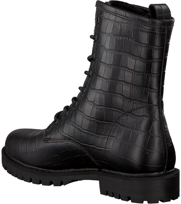 Zwarte OMODA Veterboots BEE 381  - large