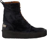 Blauwe SHABBIES Veterboots 184020014 - medium