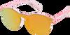 Roze LE BIG Zonnebril SALVIA SUNGLASSES  - small