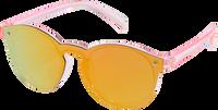 Roze LE BIG Zonnebril SALVIA SUNGLASSES  - medium