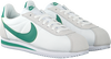 Witte NIKE Sneakers CLASSIC CORTEZ NYLON MEN - small