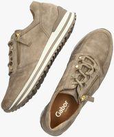 Beige GABOR Lage sneakers 527  - medium