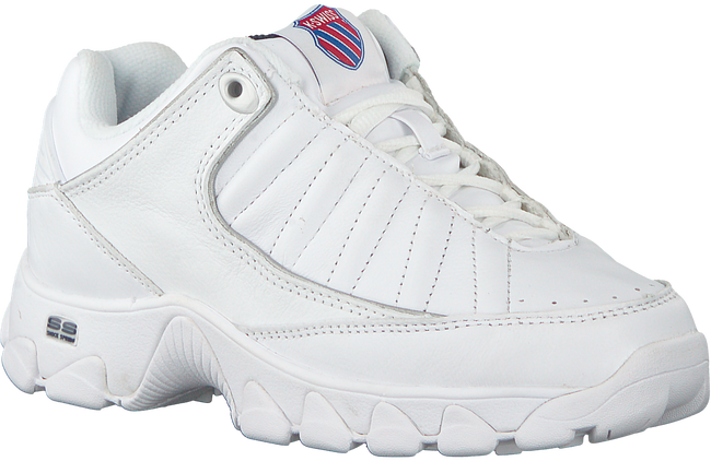 Witte K-SWISS Sneakers HERITAGE - large