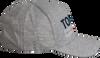 Grijze TOMMY HILFIGER Pet TJU FLOCK CAP  - small