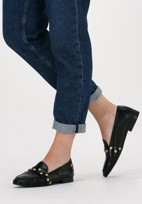 Zwarte FABIENNE CHAPOT Loafers LOVER LOAFER STUDS  - large