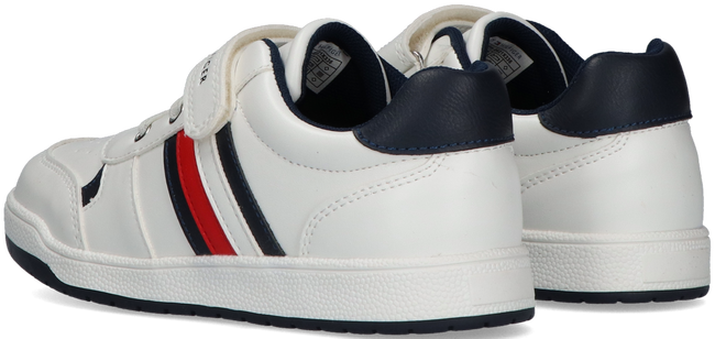 Witte TOMMY HILFIGER Lage sneakers 30908  - large