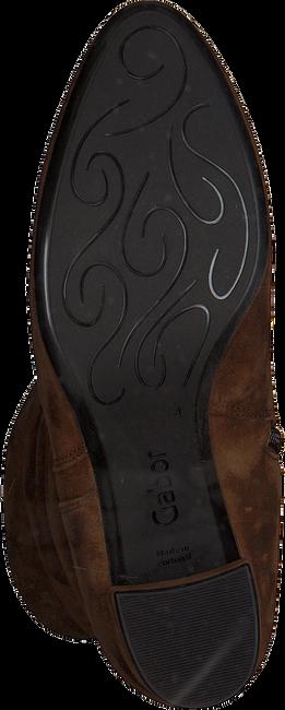 Cognac GABOR Lange laarzen 801.1  - large