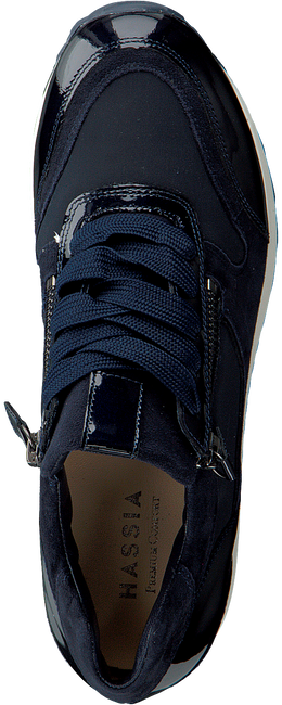 Blauwe HASSIA Sneakers 1914 - large