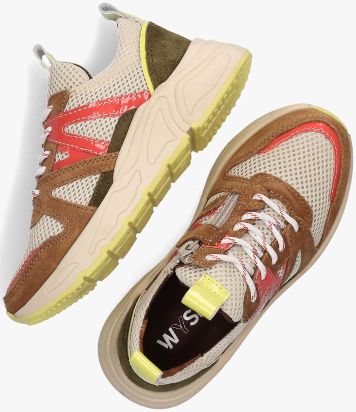 Beige WYSH Lage sneakers MADISON  - larger