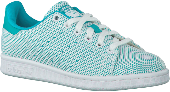 Groene ADIDAS Sneakers STAN SMITH DAMES  - large