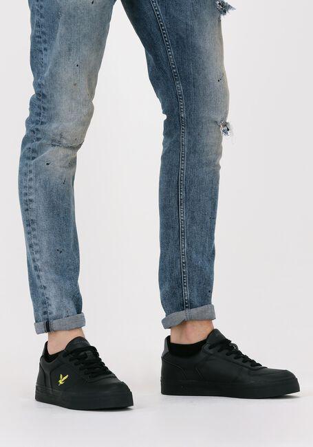 Zwarte LYLE & SCOTT Lage sneakers MCMAHON  - large