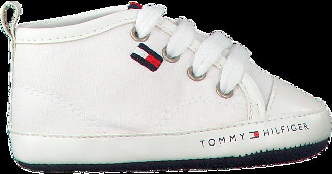 Witte TOMMY HILFIGER Babyschoenen T0X4-00106  - large