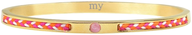 MY JEWELLERY ARMBAND CORD BANGLE - large