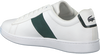 Witte LACOSTE Sneakers CARNABY EVO 319 1  - small