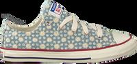 Blauwe CONVERSE Lage sneakers CHUCK TAYLOR ALL STAR OX KIDS  - medium