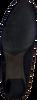 Zwarte GABOR Enkellaarsjes 95.610 - small