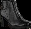 Zwarte GABOR Enkellaarsjes 861 - small