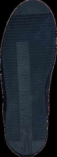 Blauwe CYCLEUR DE LUXE Lage sneakers ICELAND  - large