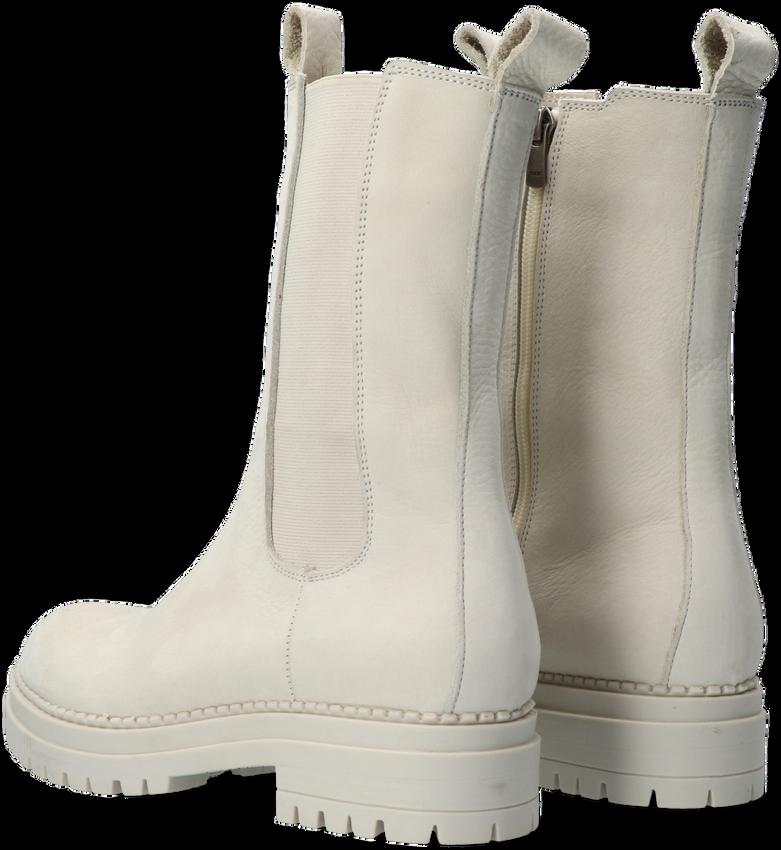 Witte NOTRE-V Chelsea boots 753090 - larger