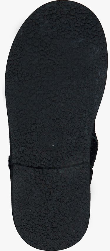 Zwarte SHOESME Enkellaarzen CC20W002 - larger