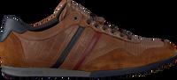 Cognac CYCLEUR DE LUXE Lage sneakers CRASH  - medium