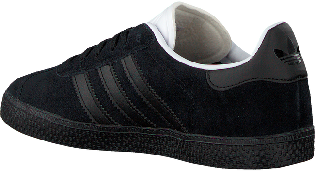 Zwarte ADIDAS Lage sneakers GAZELLE J  - large