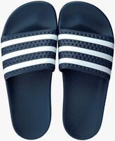 Blauwe ADIDAS Slippers ADILETTE DAMES  - medium