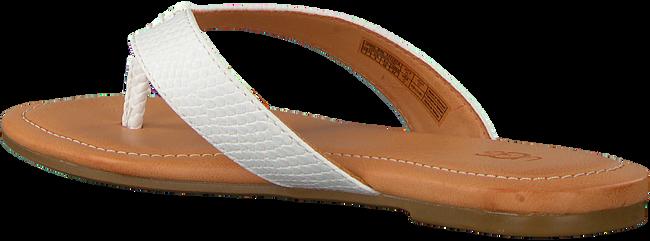 Witte UGG Slippers TUOLUMNE  - large