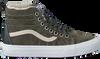 Groene VANS Sneakers SK8 HI MTE  - small
