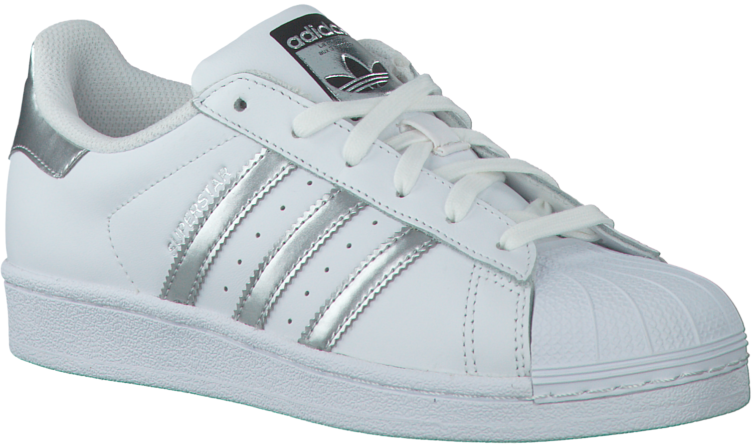 ac0f6032d7e Witte ADIDAS Sneakers SUPERSTAR DAMES. ADIDAS. Previous