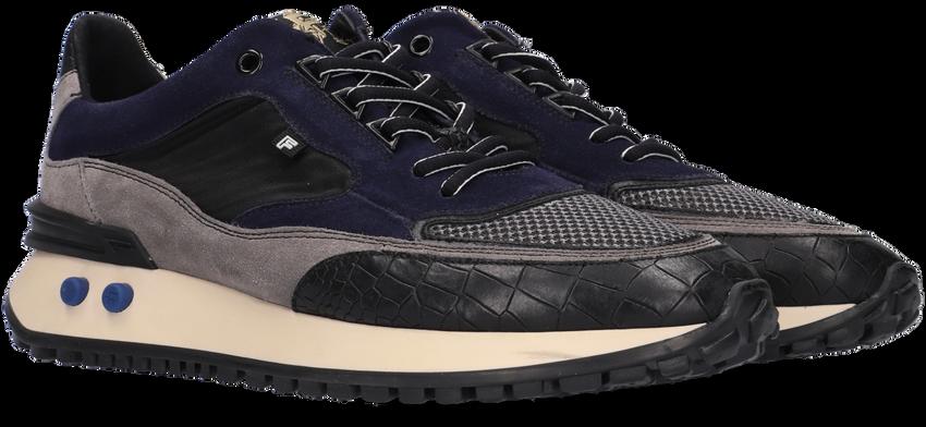 Blauwe FLORIS VAN BOMMEL Lage sneakers 16488  - larger