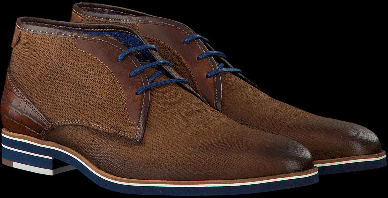 Chaussures Habillées Cognac Tissé enZCYy