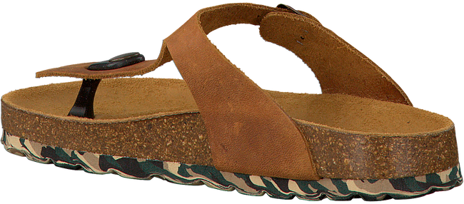 Cognac DEVELAB Slippers 48129 - large
