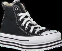 Zwarte CONVERSE Hoge sneaker CHUCK TAYLOR ALL STAR EVA LIFT  - medium