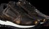 Bronzen RED-RAG Lage sneakers 76816  - small