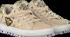 Gouden BRAQEEZ Sneakers LEXI LOUWIES  - small