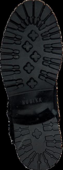 Zwarte NUBIKK Veterboots DJUNA BUCKLE - large