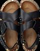 Zwarte MJUS Sandalen 463002 - small