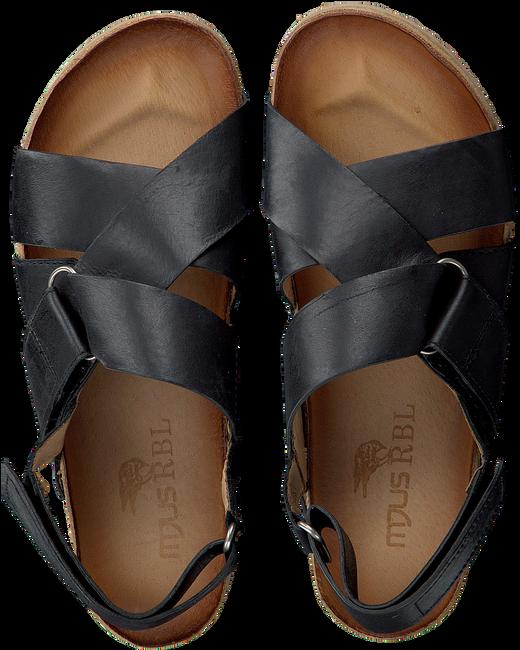 Zwarte MJUS Sandalen 463002 - large