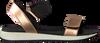Gouden JOCHIE & FREAKS Sandalen 20742  - small